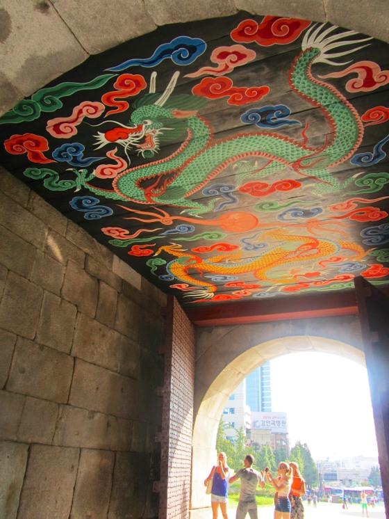 Bridge ceiling