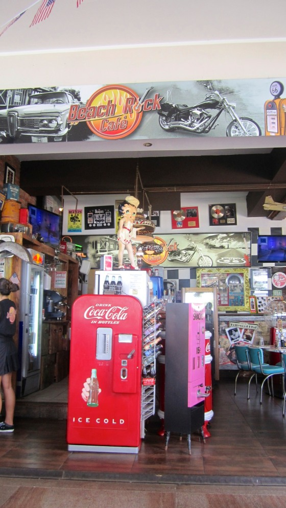Beach Rock Cafe