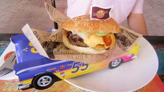 Cadillac Burger