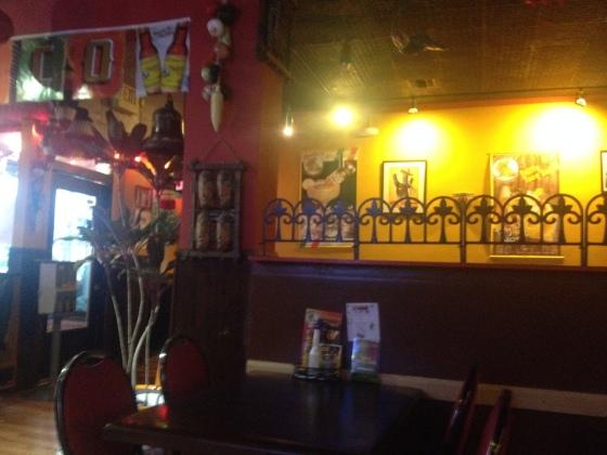 Mexican restaurant mmm