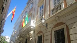 Sunny day in Cadiz