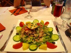 Niciose salad