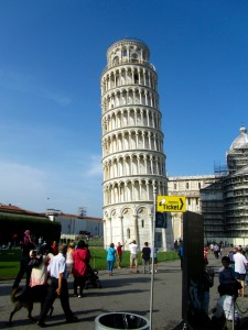 Back to Pisa