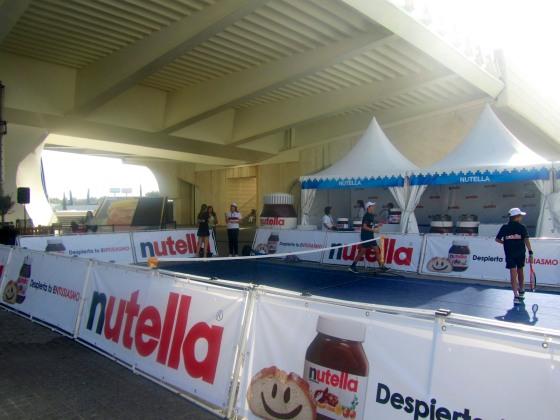 Nutella court
