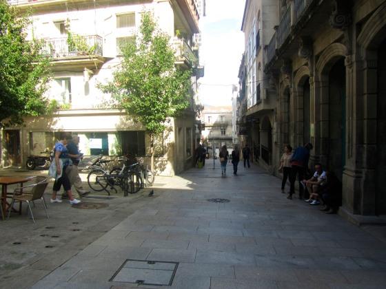 Streets of Vigo