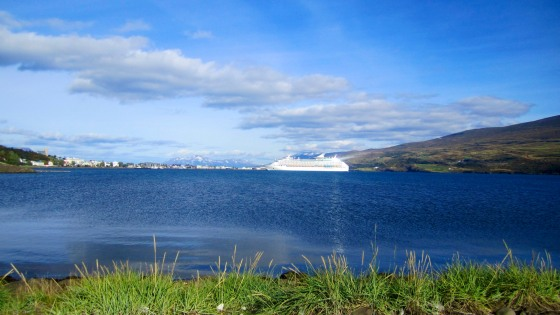 The Adventure in Akureyri
