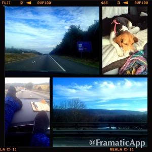Christmas Road Trip 2014