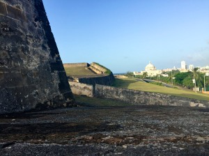 View from Castillo San Cristobal