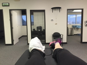 After physical therapy