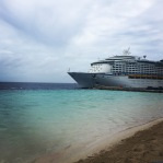 Ship in Curacao
