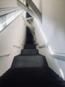 Staircase in the Museum