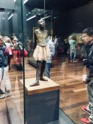 "Degas ""Little Ballerina"""