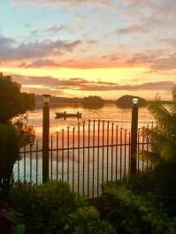 Sunrise in Suva